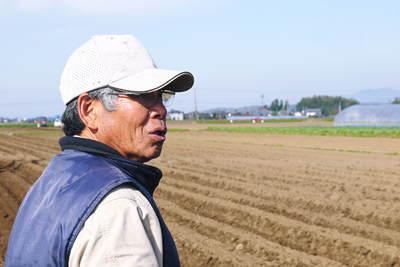 有機栽培の水田ごぼう ごぼうの種まき その1_a0254656_18271261.jpg
