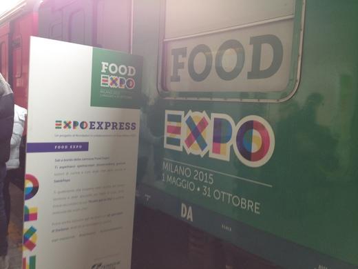 21/11/2014 今日限りのミラノEXPO EXPRESS @フィレンツェ_a0136671_052483.jpg