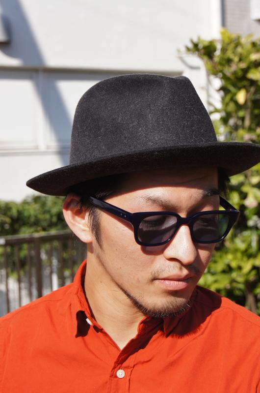ANACHRONORM - Tweed Wool Soutien Collar Coat!!_f0020773_20381891.jpg