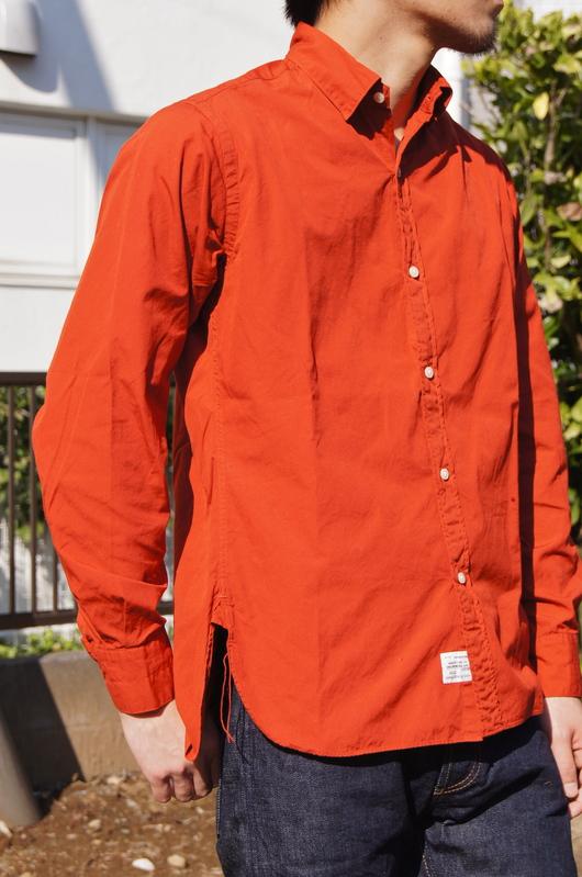 ANACHRONORM - Tweed Wool Soutien Collar Coat!!_f0020773_20442960.jpg
