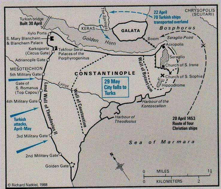 【穆罕默德II:Total War】-1453拜占庭帝國滅亡_e0040579_1818476.jpg
