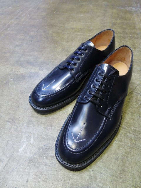 SANDERS ・・・ BROAD ALLOW SHOES (NEWカラー)!★!_d0152280_21374261.jpg