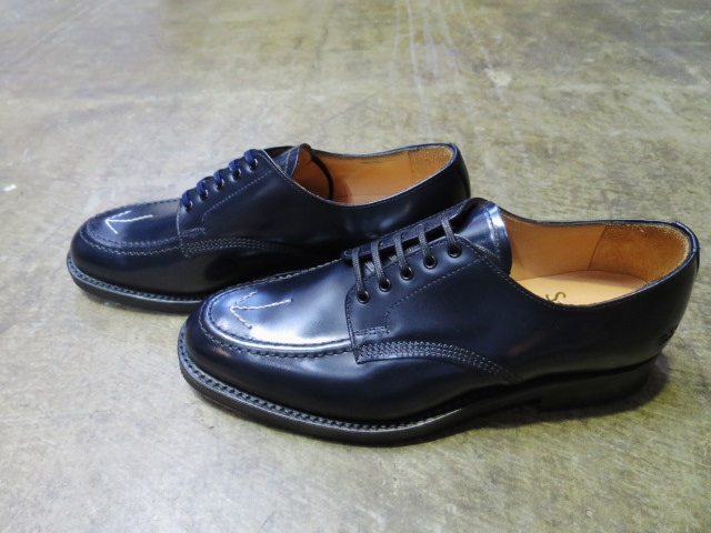 SANDERS ・・・ BROAD ALLOW SHOES (NEWカラー)!★!_d0152280_21381263.jpg