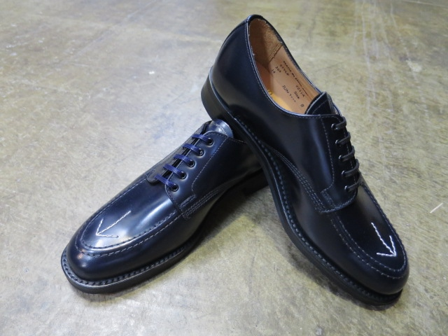 SANDERS ・・・ BROAD ALLOW SHOES (NEWカラー)!★!_d0152280_21382284.jpg
