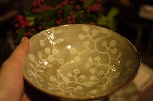 ②続・ウエダキヨアキさんの器が届きました=鉢もの編=_f0226293_9572553.jpg