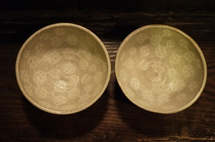 ②続・ウエダキヨアキさんの器が届きました=鉢もの編=_f0226293_9583037.jpg