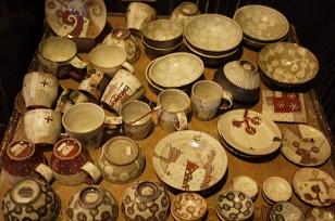 ②続・ウエダキヨアキさんの器が届きました=鉢もの編=_f0226293_9585049.jpg