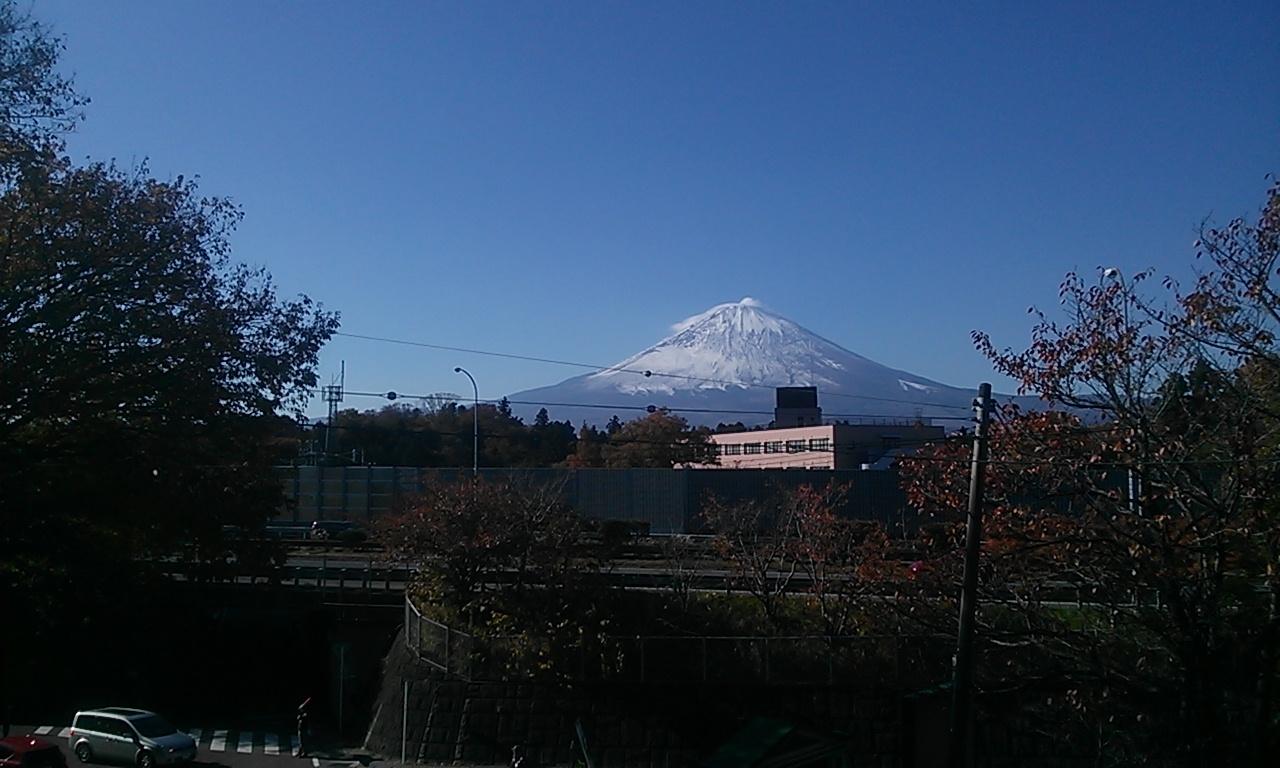 富士山の近く_f0322193_17554886.jpg