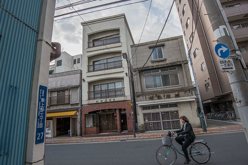 記憶の残像-688 東京都台東区 東上野3丁目_f0215695_21160770.jpg