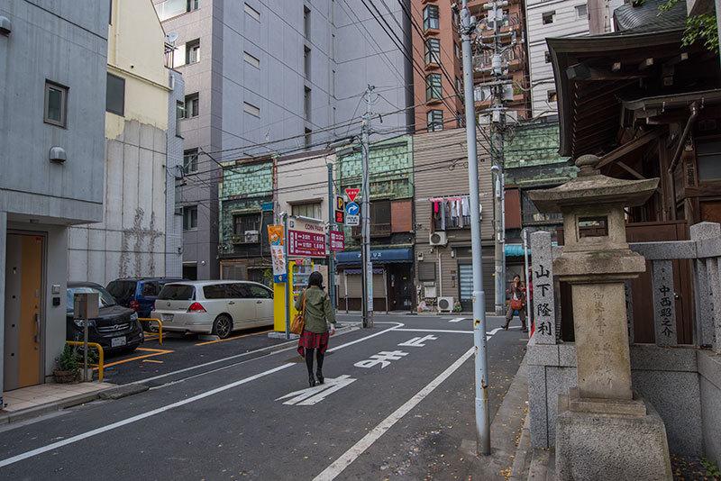 記憶の残像-688 東京都台東区 東上野3丁目_f0215695_21164031.jpg