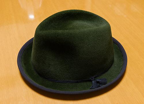 RODKEENAN NEW YORKの帽子を貰った!_b0194208_23541360.jpg