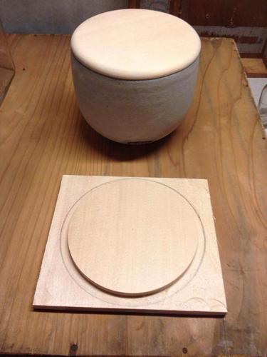 味噌壺を作るワークショップ終了致しました。_a0251920_14592367.jpg