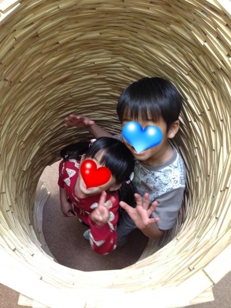 「こどもの城」でカプラ(積み木)_f0129726_22123966.jpg