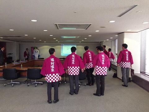 ///湯村温泉会議、観光キャラバンが実りました ///_f0112434_1248194.jpg