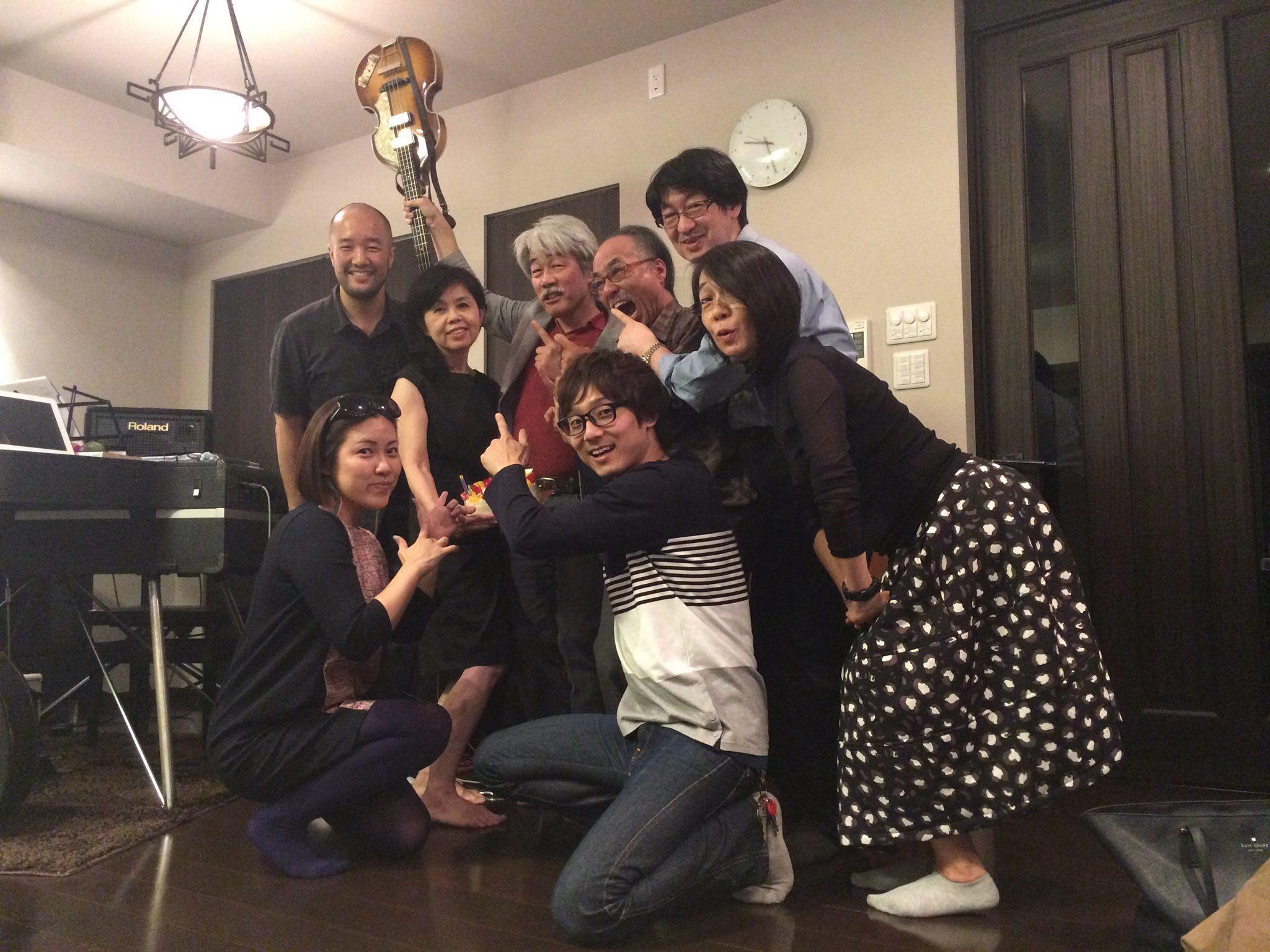 ホテルマリターレ創世でのディナーショー& 春吉CLUTCHライブ with Art Hirahara & ペペ伊藤_a0150139_06432003.jpg