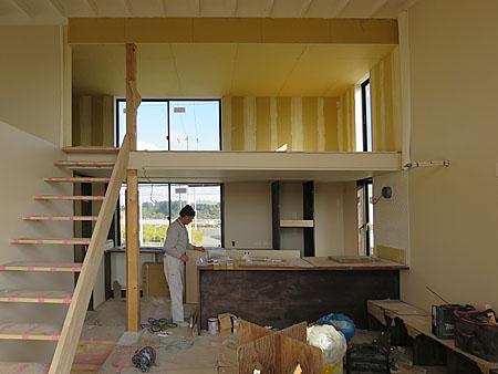 房総B邸 塗装工事_d0017039_15214753.jpg