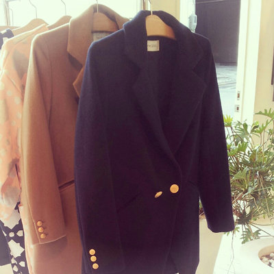staff お気に入り original coat!!&SNAP♡ by kayo_f0053343_1346821.jpg