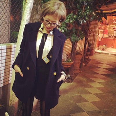 staff お気に入り original coat!!&SNAP♡ by kayo_f0053343_13483736.jpg