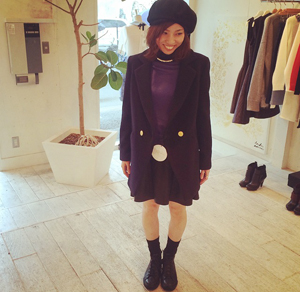 staff お気に入り original coat!!&SNAP♡ by kayo_f0053343_13492884.jpg