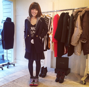 staff お気に入り original coat!!&SNAP♡ by kayo_f0053343_13493427.jpg