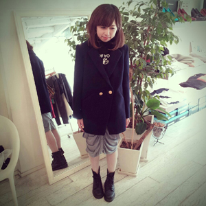 staff お気に入り original coat!!&SNAP♡ by kayo_f0053343_13502194.jpg