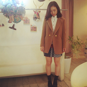 staff お気に入り original coat!!&SNAP♡ by kayo_f0053343_13505526.jpg