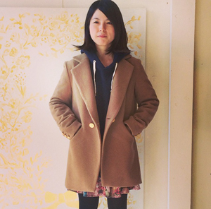 staff お気に入り original coat!!&SNAP♡ by kayo_f0053343_1351676.jpg