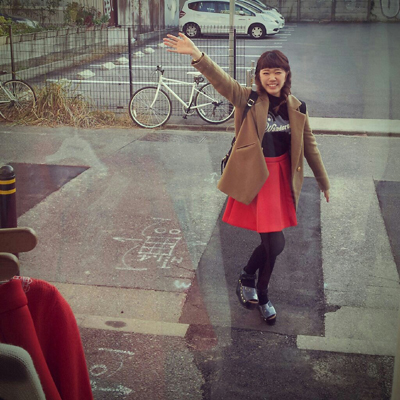 staff お気に入り original coat!!&SNAP♡ by kayo_f0053343_16262067.jpg