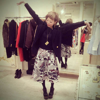 staff お気に入り original coat!!&SNAP♡ by kayo_f0053343_174534100.jpg