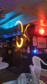 Barで、プロの技。_b0124144_2026825.jpg