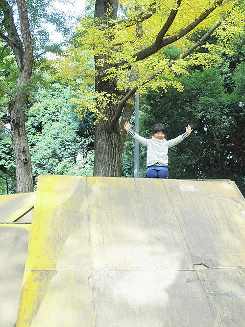 公園日和。_e0172847_8161525.jpg
