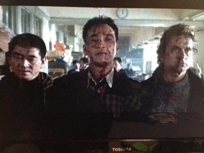 健さんの追悼映画その2 「ブラックレイン」_c0110051_1231844.jpg