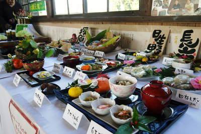 家庭料理大集合!『水源食の文化祭』2014_a0254656_1924453.jpg