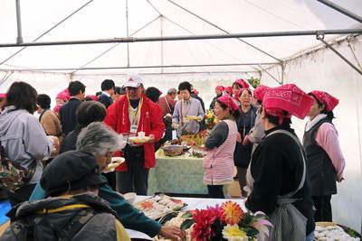 家庭料理大集合!『水源食の文化祭』2014_a0254656_19344823.jpg