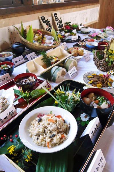 家庭料理大集合!『水源食の文化祭』2014_a0254656_2072128.jpg