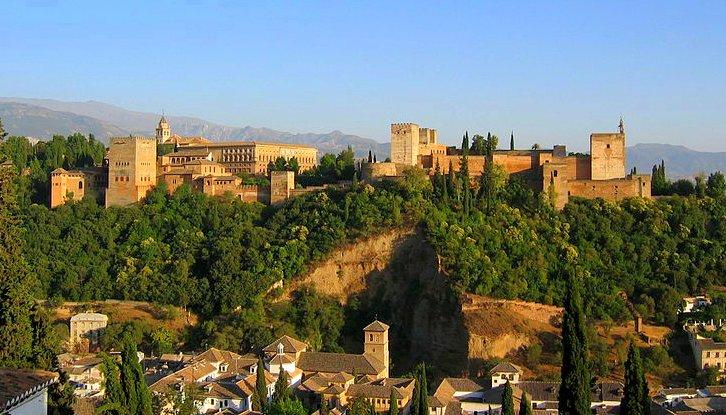 スペイン旅行記 16  アルハンブラ宮殿_a0092659_22404261.jpg