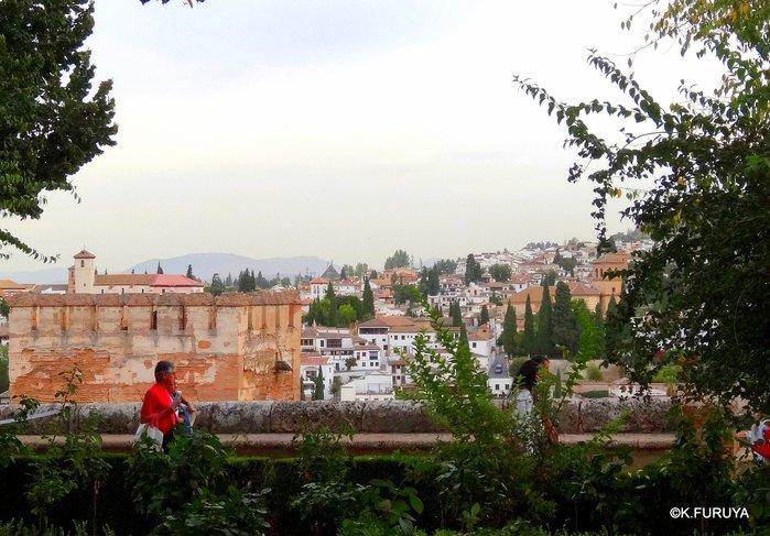 スペイン旅行記 16  アルハンブラ宮殿_a0092659_22432246.jpg