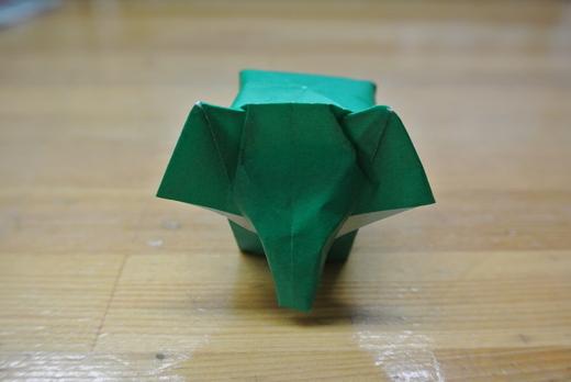 クリスマス 折り紙 大人の折り紙 : ailover.exblog.jp