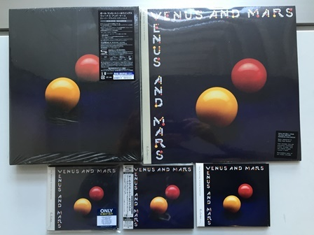 2014-11-23 『Venus And Mars』と『At The Speed Of Sound』_e0021965_00581964.jpg