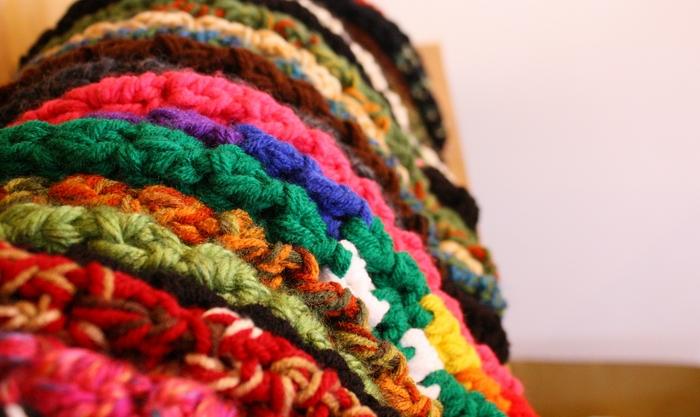 「pool couture × GLASH BEAM Beanie Knit Cap」_f0208675_17405654.jpg