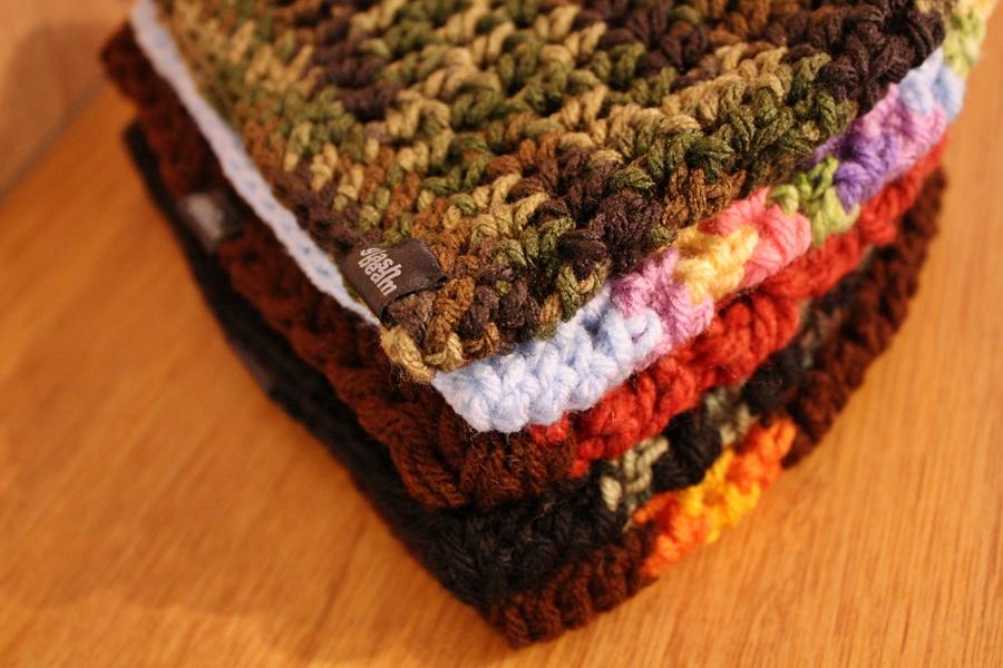 「pool couture × GLASH BEAM Beanie Knit Cap」_f0208675_174368.jpg