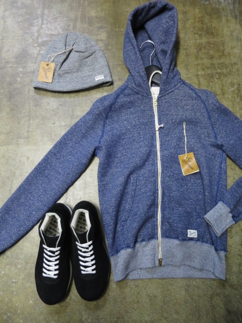 BLUE OVER Mikey MID ・・・ MADE in Japan Product SNEAKER!★!_d0152280_6525096.jpg