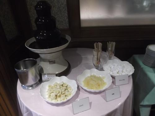 川崎日航ホテル 夜間飛行 ショコラフェア_f0076001_2133933.jpg