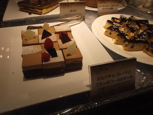 川崎日航ホテル 夜間飛行 ショコラフェア_f0076001_21421492.jpg