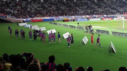 2014JリーグDivision1第32節 FC東京 - アルビレックス新潟_b0042308_029885.jpg
