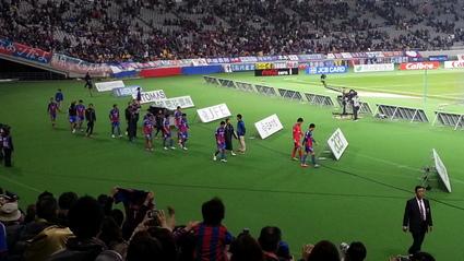 2014JリーグDivision1第32節 FC東京 - アルビレックス新潟_b0042308_0445735.jpg