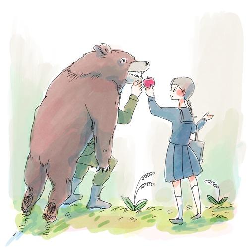 森の熊さん 敗残兵_a0026616_6504066.jpg