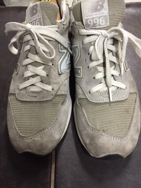 汚れが気になった、スニーカーの為に_b0226322_18402444.jpg