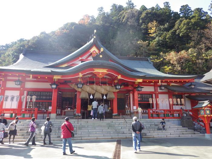 津和野の太鼓谷稲成神社参拝☆_f0183846_2095034.jpg
