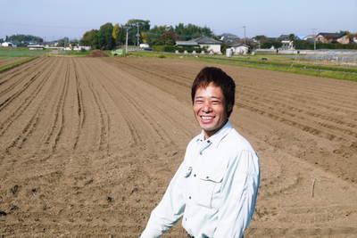 有機栽培の水田ごぼう ごぼうの種まき その2_a0254656_1714388.jpg